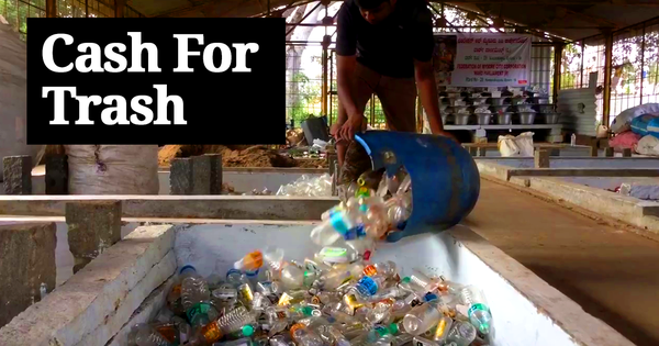 Watch: This ward in India's cleanest city sells 95% of its garbage (and just 5% goes into landfills)