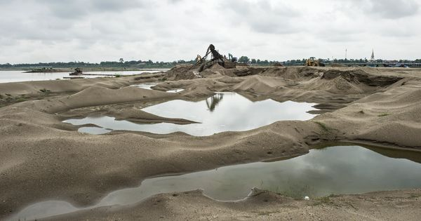 Why countries along the Mekong river need to come together to preserve its silt
