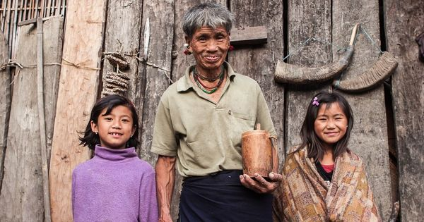 Photos: How a village of hunter-warriors in Nagaland laid down arms to save the environment
