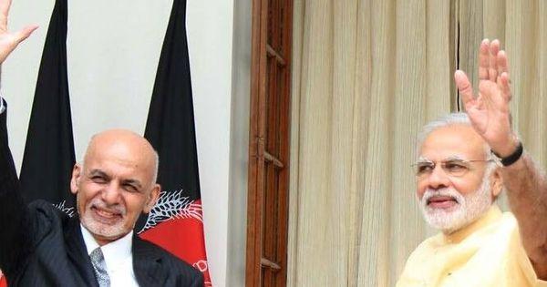 India offers $1 billion as Narendra Modi meets Afghanistan President Ashraf Ghani