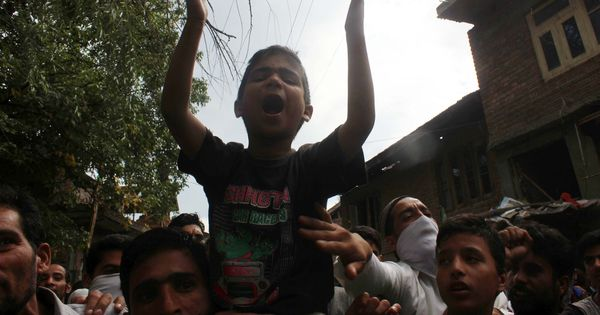 Inside South Kashmir: Weeks after Burhan Wani's death, Anantnag remains protest country
