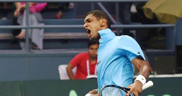 Davis Cup World Group Play-Off: Ramkumar Ramanathan gives India 1-0 lead over Canada