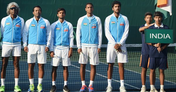 Tennis: India to host New Zealand in February in the Davis Cup Asia/Oceania zone