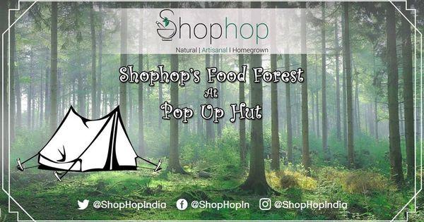ShopHop at Pop-Up Hut