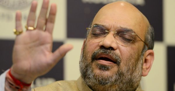 Amit Shah loses temper at BJP meeting as party leaders say demonetisation could cause a backlash
