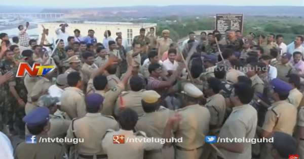 Not just citizens: Even policemen from opposing states get into fights over water