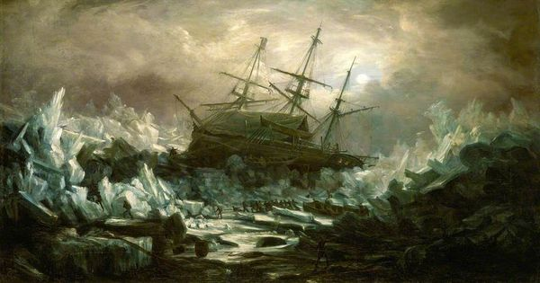 HMS Terror wreck found – but what happened to her doomed crew? Here's the science