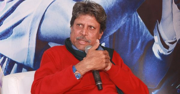 CoA wants Kapil Dev to included in steering committee for formation of players association: Report