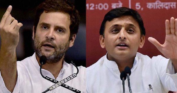Will the Samajwadi Party crisis nudge Akhilesh Yadav to consider ties with the Congress?