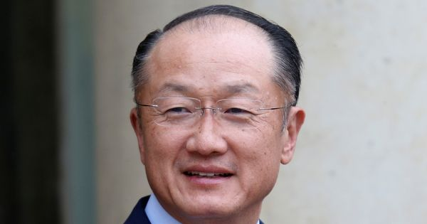 World Bank reappoints Jim Yong Kim president for a second term