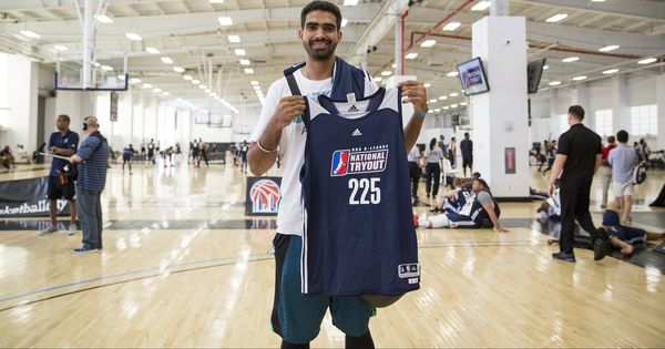 From the fields of Punjab to New York's basketball courts: Here's Palpreet Singh Brar