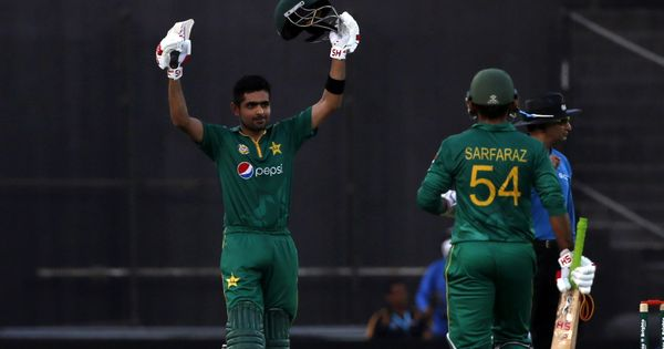 Babar Azam, Shadab Khan steer Pakistan to 32-run win in 2nd ODI, take 2-0 lead in series