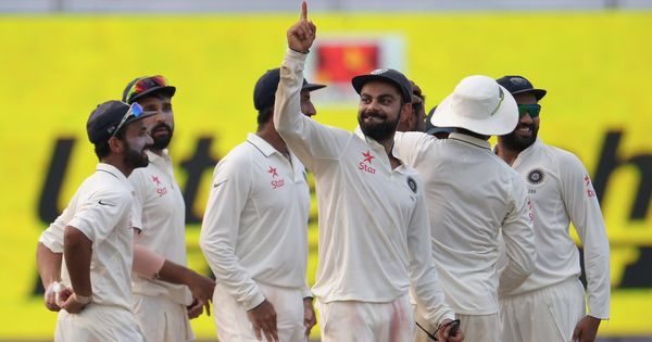 India had to win. But there was Kohli's passion, and what the Kiwis missed – a  captain who leads