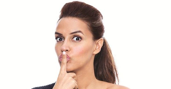 Psst! A celebrity talk show hosted by Neha Dhupia puts the listener in the role of the eavesdropper