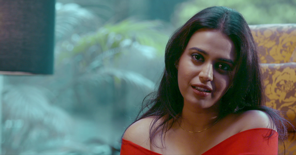 Swara Bhaskar glams up for web series 'It's Not That Simple'