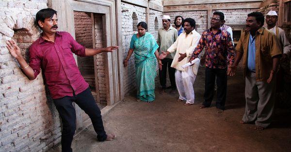 Girish Kulkarni's directorial debut 'Jaudya Na Balasaheb' skewers the state of Maharashtra