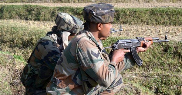 Jammu and Kashmir: Security forces gun down two suspected militants in Kupwara