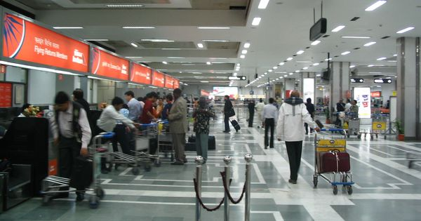 Number of domestic flyers highest ever in October, breaches 1 crore for second time