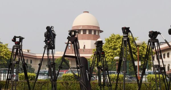 The Supreme Court will go paperless over next six to seven months