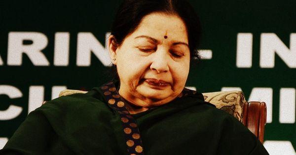 तमिलनाडु : जयललिता की 'बेटी' का डीएनए टेस्ट हैदराबाद में हो सकता है!