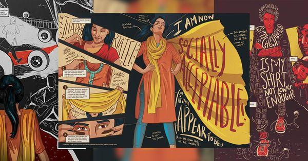 #WomenInPublicSpaces: A Pakistani artist wants women to go take a walk