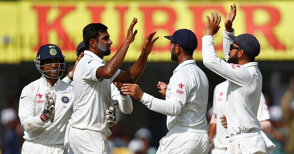 R Ashwin takes 13 wickets, India win third Test by 321 runs to whitewash New Zealand 3-0