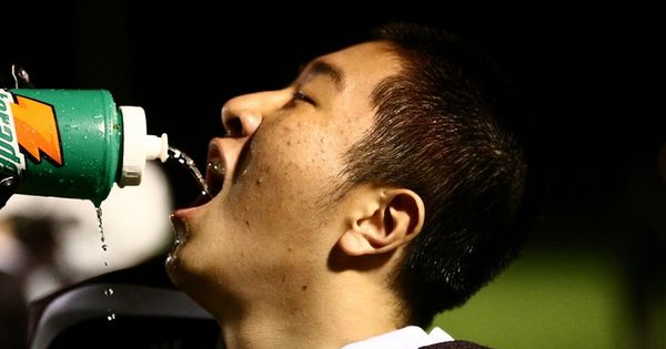 Video: Drinking too much water can be a bad, and potentially fatal, thing