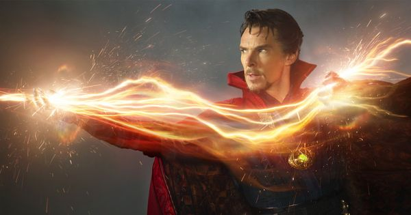 Preview footage of 'Doctor Strange' promises surreal visuals and Cumberbatch charm