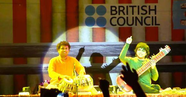 From sitar to African pop, 'Raghupati Raghav Raja Ram' performed across genres and decades
