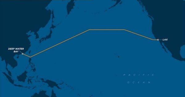 Google, Facebook are building a 12,800-km undersea internet cable network between LA and Hong Kong