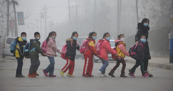How China woke up, smelled the pollution and decided to do something about it