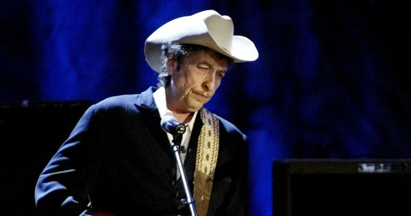 Scoop: Bob Dylan's acceptance song for the Nobel Prize for Literature (not really)