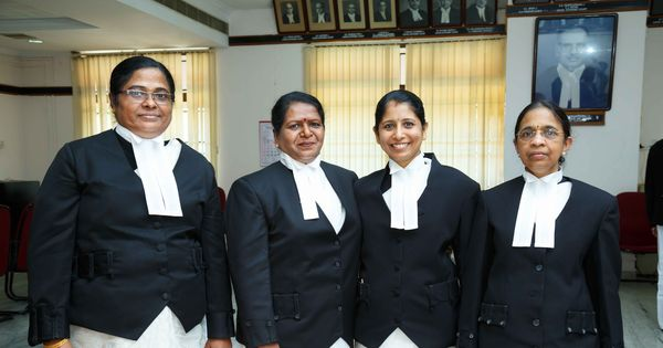 Four women judges in the Kerala High Court is a record, but is this enough?