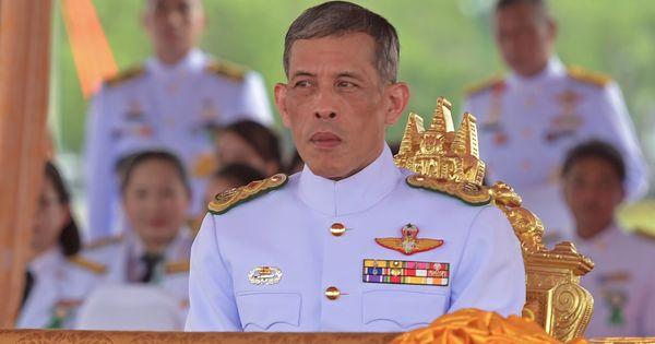 Thai parliament invites Prince Vajiralongkorn to become new king