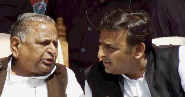 UP polls: Akhilesh will be the chief minister after the elections, says Mulayam Singh Yadav