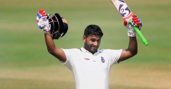 Rishabh Pant slams fastest Twenty20 century by an Indian