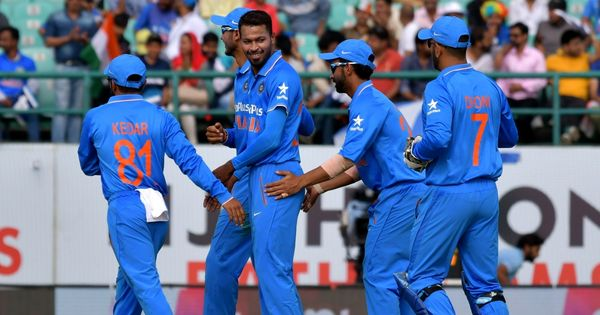 Buoyed by a new-look Pandya, India ticked all the boxes against a circumspect New Zealand in 1st ODI