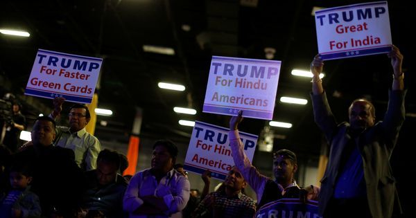A quest for whiteness: What explains the Hindu-American support for Donald Trump?