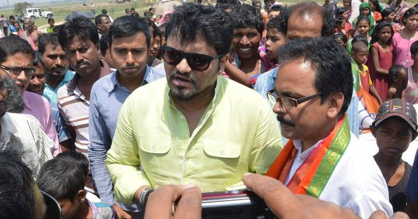 Chargesheet against Union minister Babul Supriyo after TMC MLA alleges he 'outraged her modesty'