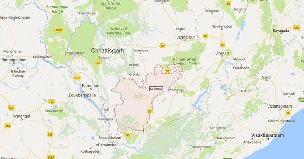 Sukma: Five CRPF personnel injured in Maoist attack