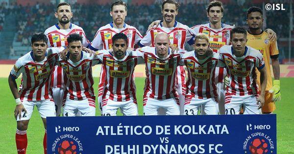 Atletico de Kolkata beat Delhi Dynamos for the first time in the ISL