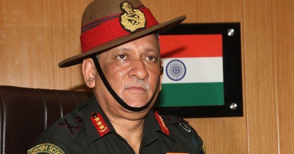 मोदी सरकार ने दो वरिष्ठों को लांघकर बिपिन रावत को नया सेनाध्यक्ष क्यों बना दिया?