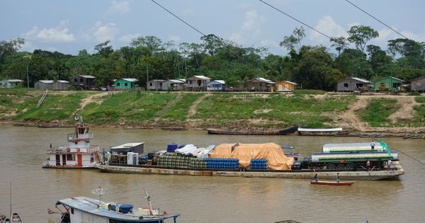 Deep in the Amazon jungle, Brazil's 'invisible cities' are in crisis