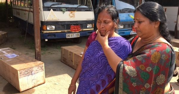 Hope and fury in Malkangiri: A mother finds her son's body but yearns for her husband's return