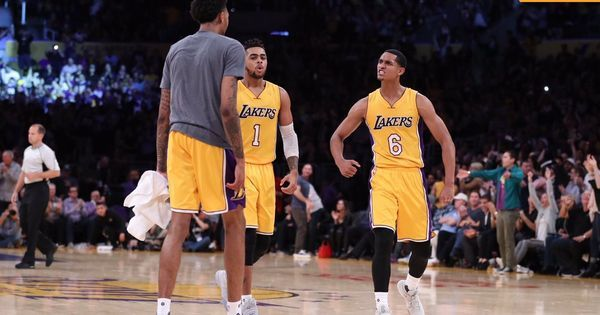 NBA Wrap: LA Lakers begin post-Kobe era with 120-114 win over Houston Rockets