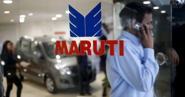 Maruti Suzuki reports 16% growth in last quarter of financial year 2016-2017