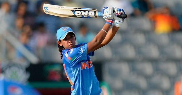 Going places: India's Harmanpreet Kaur signs up for Surrey Stars in England's T20 league