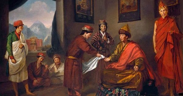 How a Kashmiri 'merchant and spy' finally got out of prison in 19th century Tibet