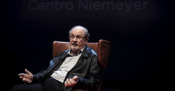 New Salman Rushdie novel, 'The Golden House', to be published in September