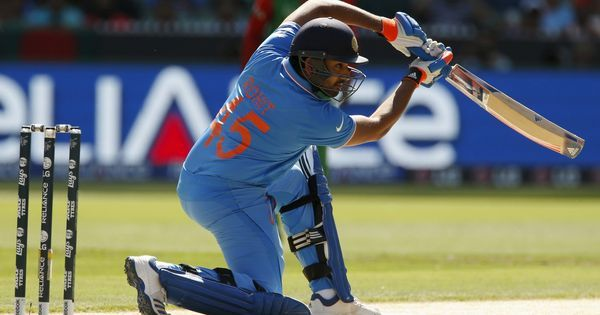 Rohit Sharma to captain India Blue in Deodhar Trophy 2017